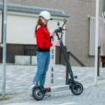 未来型電動キックボード公道走行OK!革新的な折りたたみEVスクーター【COSWHEEL EV SCOOTER】