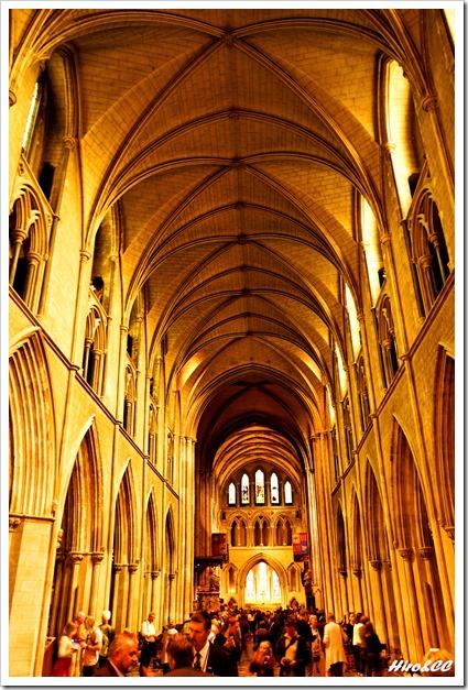 Hiro&CC的愛爾蘭之旅-都柏林聖派翠克大教堂St.Patrick Cathedral   Hiro&CC's Family Blog ~with Jason&Sophia