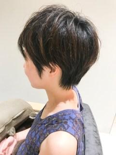 【湘南 鎌倉】剛毛!直毛!多毛!朝が大変!そんなあなたにオススメ☆ショートヘアのスタイリング方法