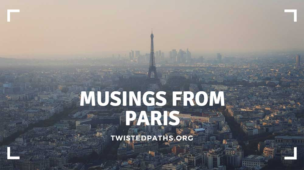 Musings from Paris
