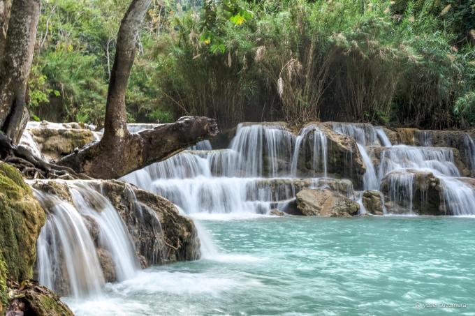 HDR クアンシーの滝