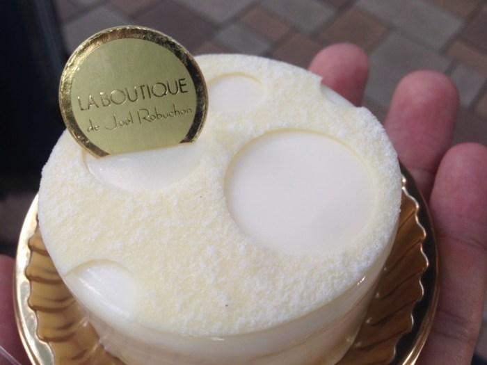 ジョエル・ロブション ケーキ
