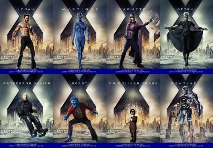 X-メンフューチャー&パスト ポスター