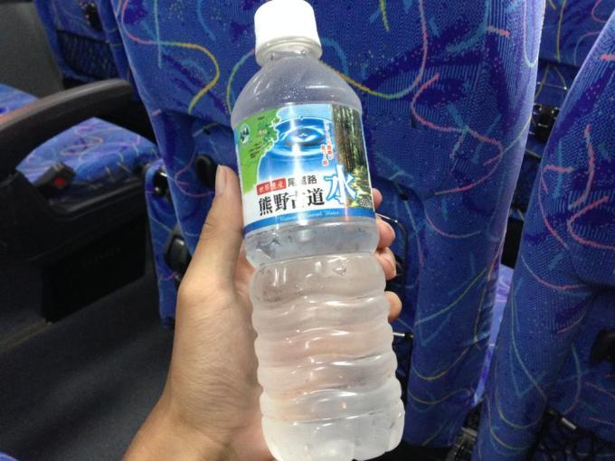 臨時バス 水