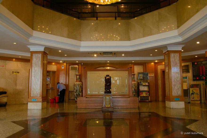 北京遠東飯店 内部