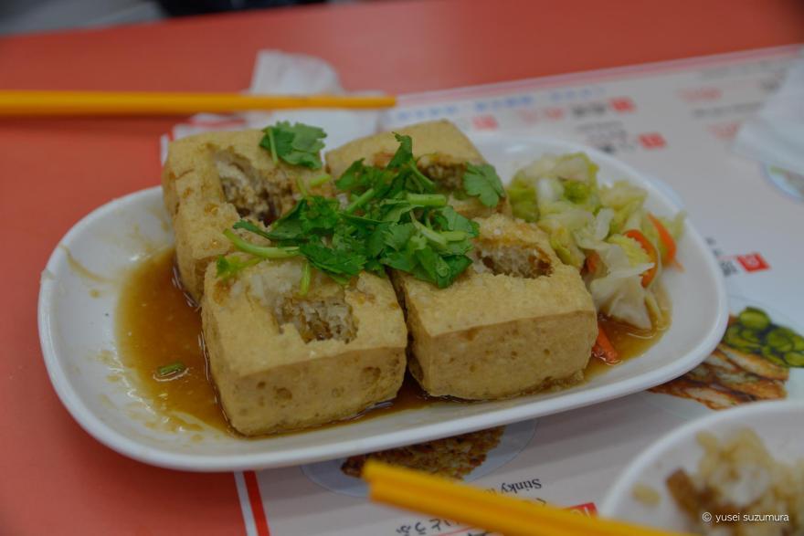 臭豆腐 台北 士林夜市