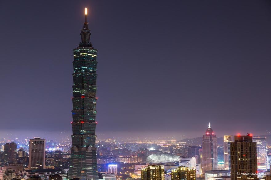 台北 夜景撮影