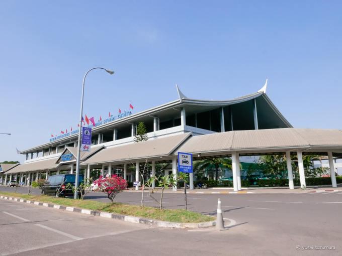 ヴィエンチャン 空港