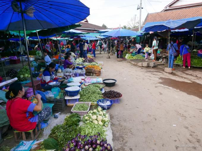 野菜 プーシー市場
