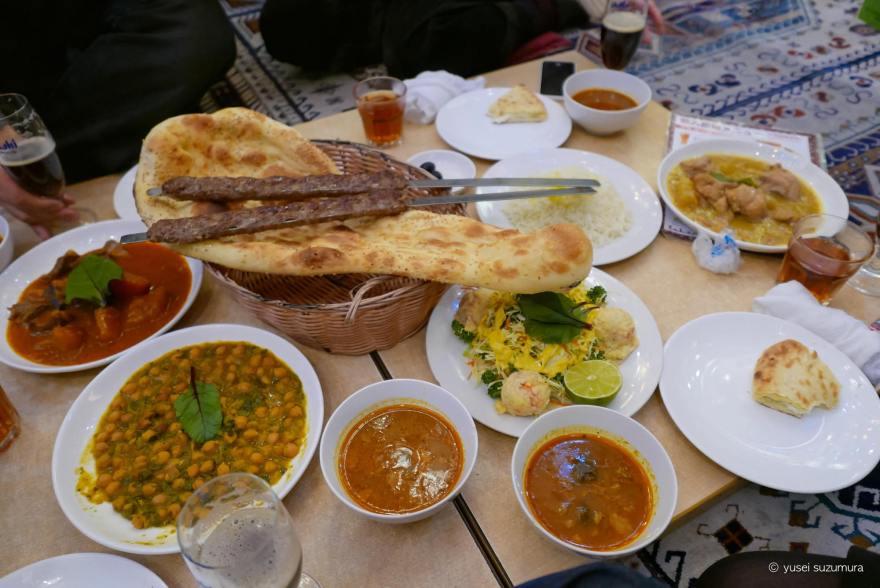 トルコ料理 食べきれないコース