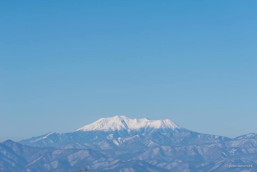 八ヶ岳 木曽御嶽山