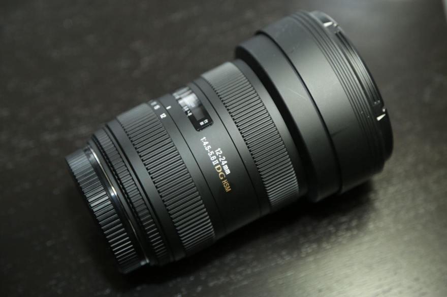 SIGMA 12-24mm F4.5-5.6IIDG HSM