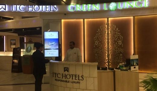デリーのインディラ・ガンディー国際空港でもっとも食事が豪華なプライオリティパスラウンジ!ITC – WELCOM GROUP GREEN LOUNGEの紹介