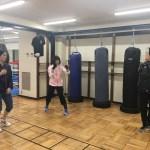 楽しくトレーニング!!