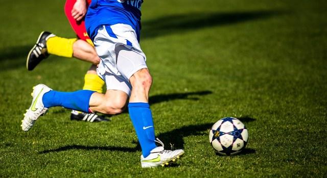 サッカー 画像