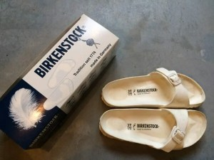 birkenstock-eva with diagonally box