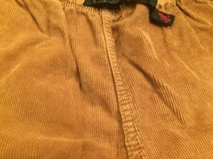 gramicci-shorts closeup-view