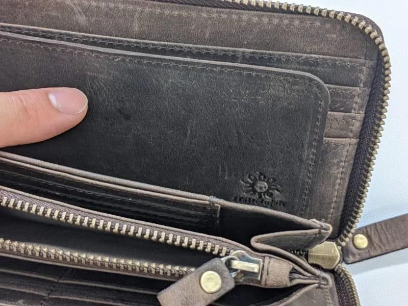 長財布「TIDY」レビュー‼「クラファンで6000万円」はやっぱりスゴかったジップ画像