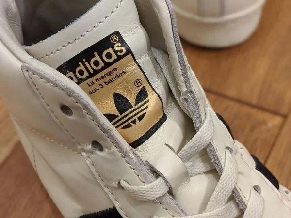 「アディダス・プロモデル」名作モデルのサイズ感やコーデ例を元靴屋が紹介・ラベル画像