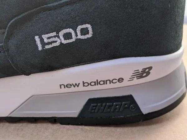 UKメイドの名品番【ニューバランスM1500・レビュー】サイズ感や履き心地を元靴屋が紹介・ENCAP画像