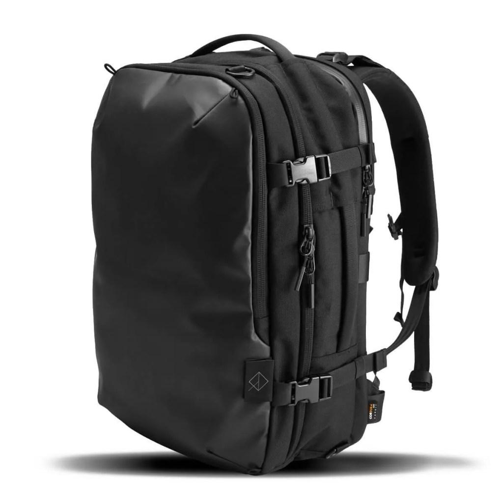 【WEXLEY URBAN BACKPACK】通勤に最適なビジネスリュックの使用レビュー・トランジットパック画像