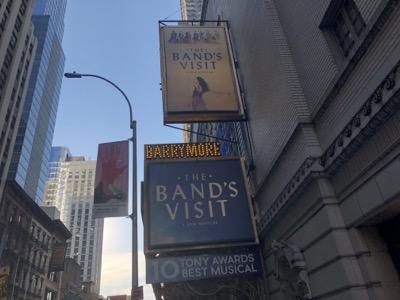 The BAND'S VISIT〜ミュージカル観劇メモ