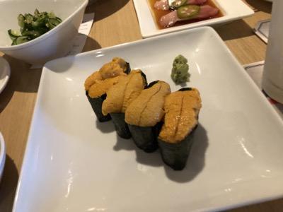 サンディエゴでお寿司〜SUSHI OTA