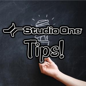 【StudioOne Tips!】VCAフェーダーを使って複数のトラックオートメーションを一括操作する方法【vol.3】