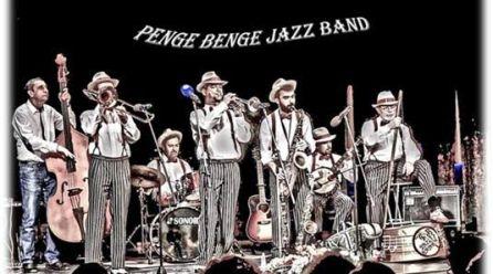 Penge Benge Jazz Band a Hírös7-en