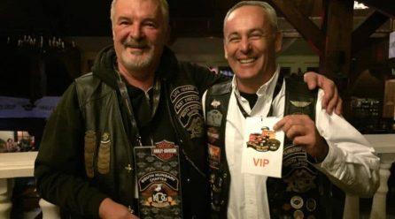 Harley-Davidsonok özönlenek a Hírös Hétre
