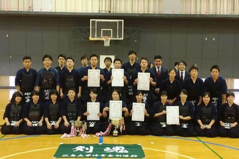 11/18-19中国五大学 試合結果!!