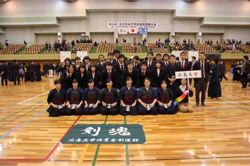 全日本女子学生剣道優勝大会!!