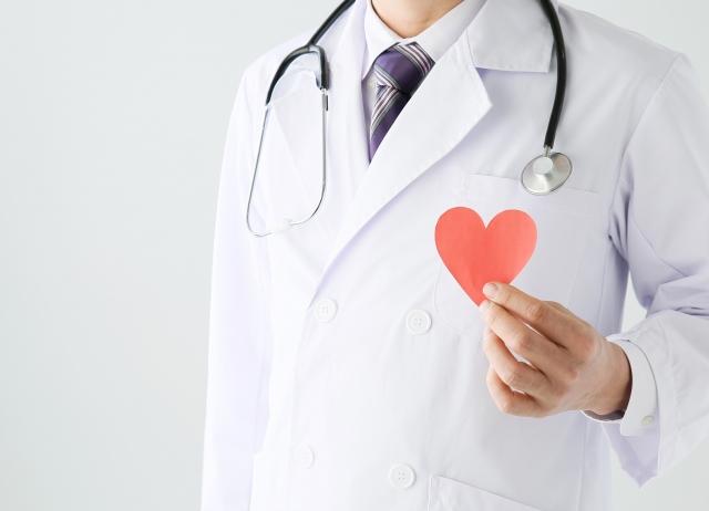 ハートを持つ医師
