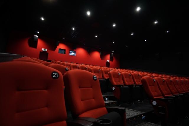 映画館座席イメージ
