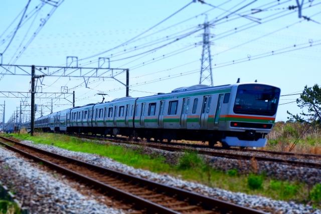 通勤電車イメージ