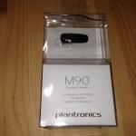 [凹] プラントロニクスのM90はオススメのヘッドセット、音楽鑑賞に最適!