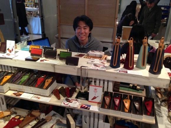 Hiroyaki yokohama artist market005