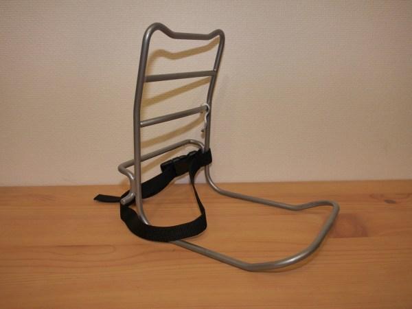 Hiroyaki carradice Classic Saddlebag Rack008