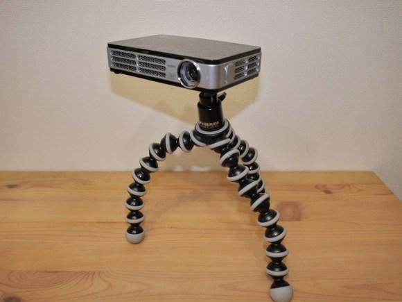 Hiroyaki mobile projector qumi q5007