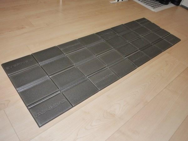 Evernew compactmat004