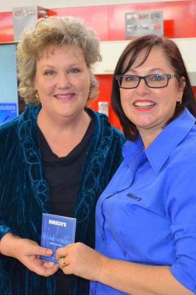 Dr Arien vd Merwe and Joanne Brunette (Large)