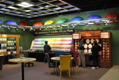 July 2010 Hirshfields Color Club