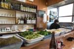 青森県弘前市・春の「しまや」で愉しむカツオとコゴミ、そして鶏の皮焼き。