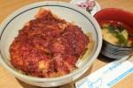 東京駅・自分にとっての「矢場とん」は、みそかつ丼の一択です。