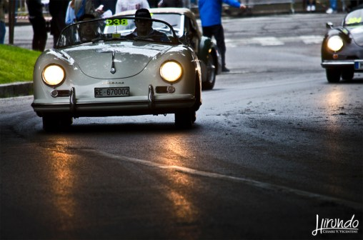 PORSCHE 356 Speedster 1500 (1955) Ciocca Michele Zonin Francesco
