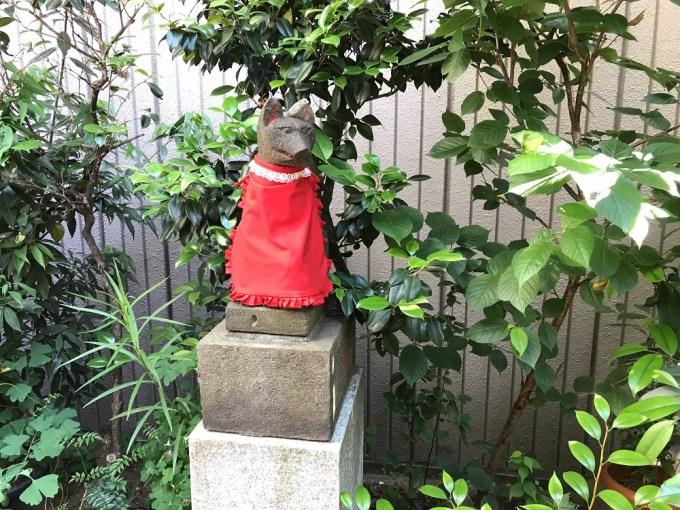 讃岐稲荷神社狛狐