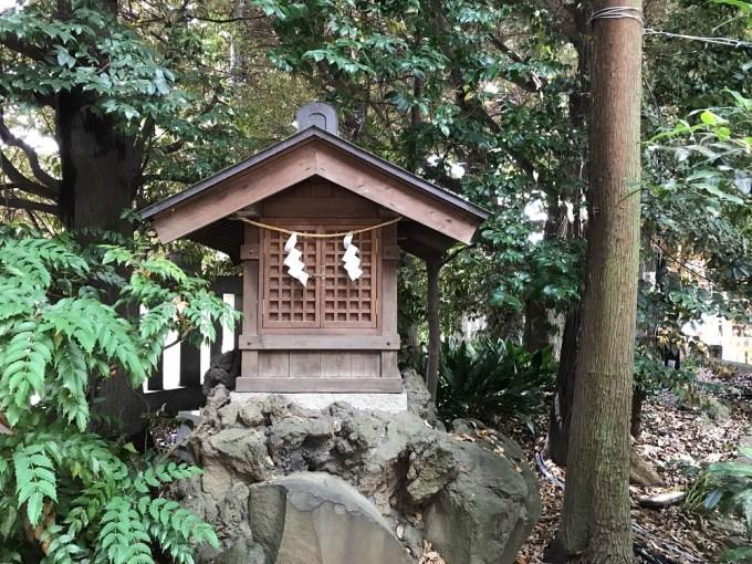 川越氷川神社水神社