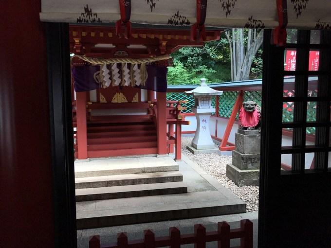 日枝神社猿田彦・八坂神社