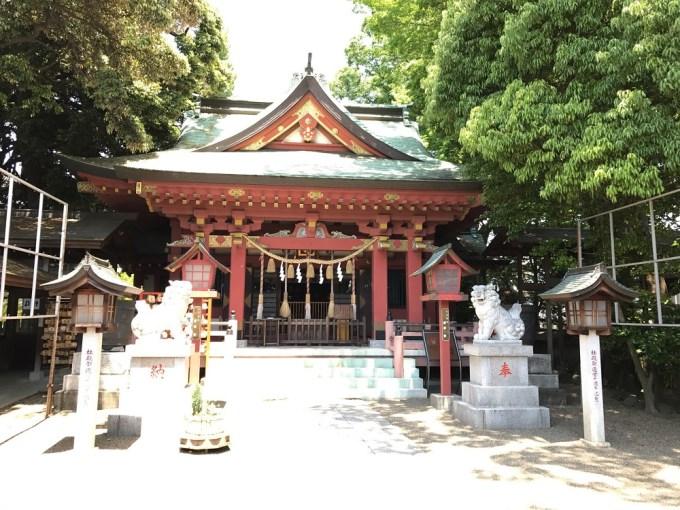 前川神社社務所