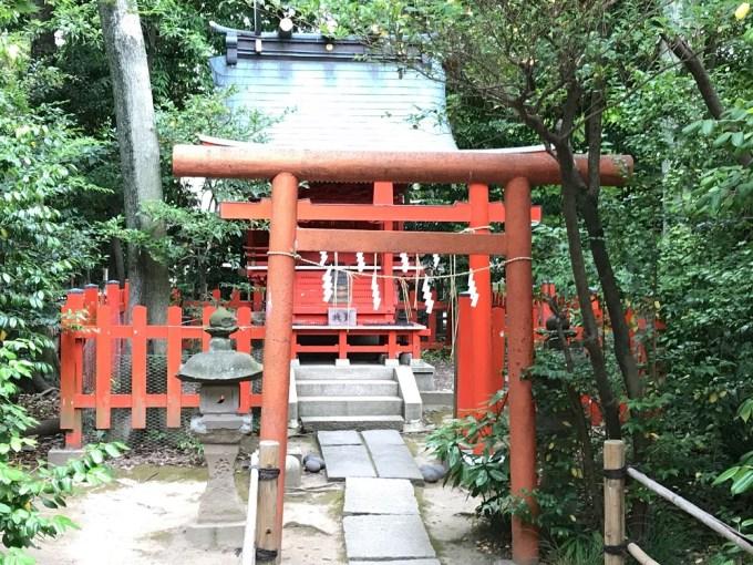 久伊豆神社埼玉稲荷神社